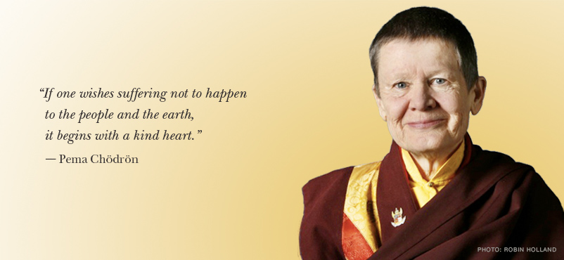 Pema Chodron Foundation