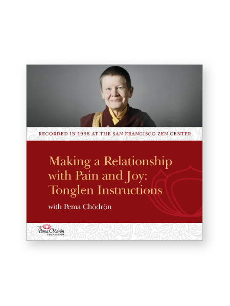 making-a-relationship-with-pain-and-joy_audiocd