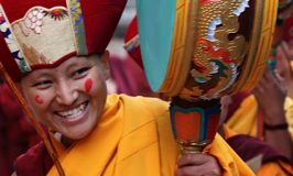 The Training of Nuns in the Himalayas