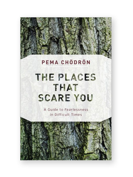 The Places that Scare You A Guide to Fearlessness in Difficult Times